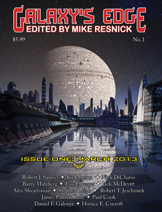 Galaxy's Edge Magazine Issue 1, March 2013