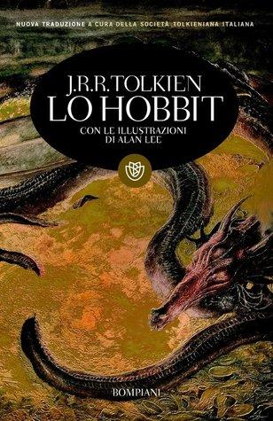 Lo Hobbit: Con le illustrazioni di Alan Lee