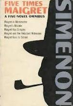 Five Times Maigret: A Five-Novel Omnibus, Maigret in Montmartre; Maigret's Mistake; Maigret Has Scruples; Maigret and the Reluctant Witness; Maigret Goes to School