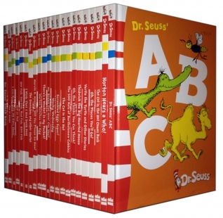 Dr. Seuss Childrens Book Collection 22 Books Set