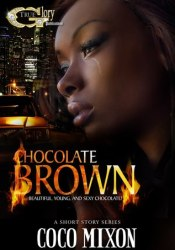 Chocolate Brown Book by Coco Mixon