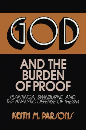 God and the Burden of Proof pdf books
