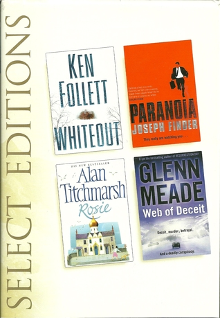 Reader's Digest Select Editions - Whiteout, Paranoia, Rosie, Web Of Deceit