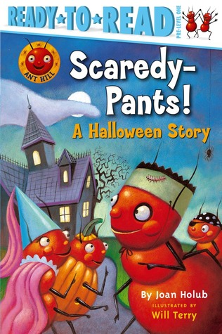 Scaredy-Pants!: A Halloween Story
