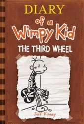 The Third Wheel (Diary of a Wimpy Kid, #7) Book