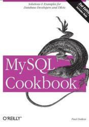 MySQL Cookbook Book by Paul DuBois