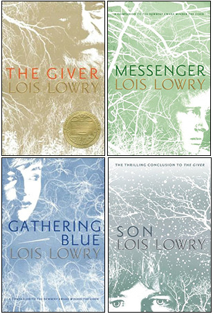 The Giver Quartet (The Giver #1-4)