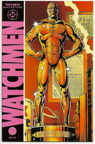Watchmen #8: Old Ghosts