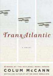 TransAtlantic Book by Colum McCann