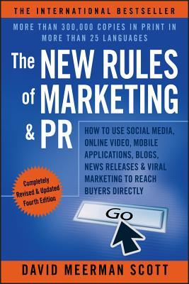 Image result for the new rules of marketing and pr