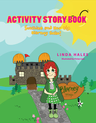 Activity Story Book Sunshine and Her Big Blarney Smile!