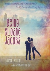 Being Sloane Jacobs Book by Lauren Morrill