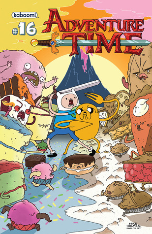 Adventure Time with Finn & Jake (Issue #16)