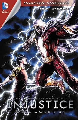 Injustice: Gods Among Us (Digital Edition) #19