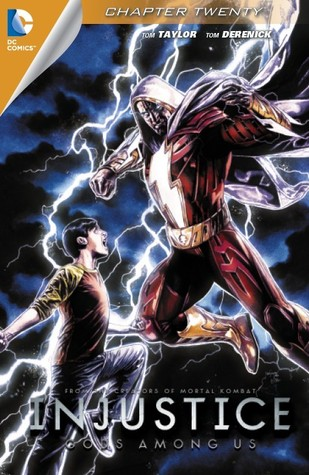Injustice: Gods Among Us (Digital Edition) #20