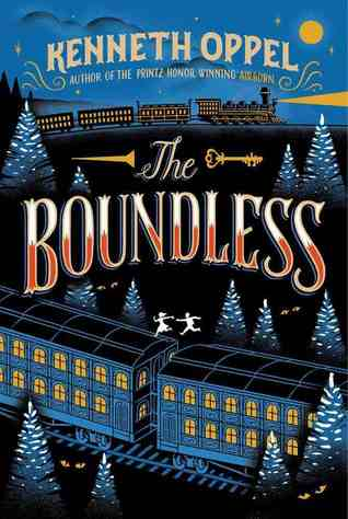 Image result for the boundless kenneth oppel
