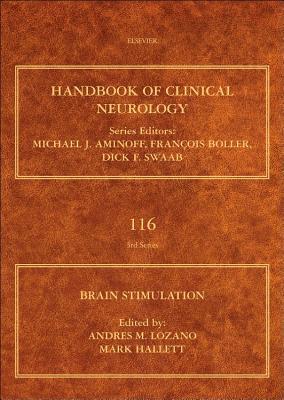 Brain Stimulation, Volume 116 (Handbook of Clinical Neurology)