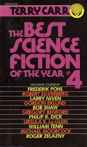 The Best Science Fiction of the Year 4