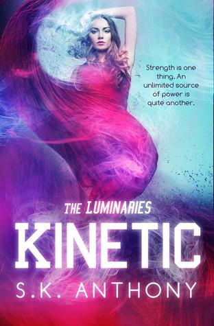 Kinetic (The Luminaries #1)