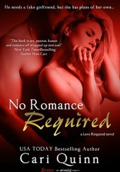 No Romance Required (Love Required, #3) Book by Cari Quinn