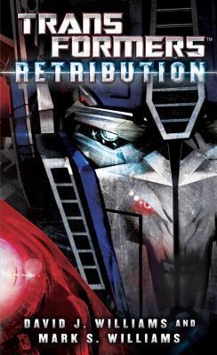 Transformers: Retribution Book Cover