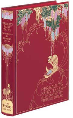 Perrault's Fairy Tales - Folio Society Edition