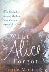 What Alice Forgot Book