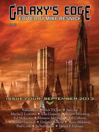 Galaxy's Edge Magazine Issue 4, September 2013