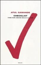 Checklist. Come far andare meglio le cose