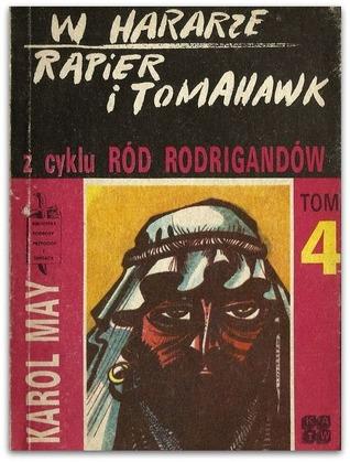 W Hararze. Rapier i tomahawk. (Ród Rodrigandów, #4)