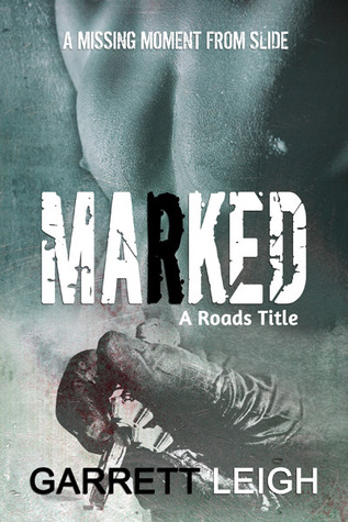 Book Cover Marked by Garrett Leigh