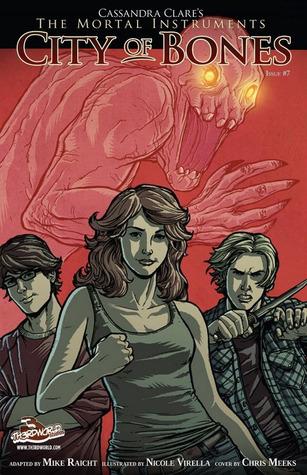 City of Bones (The Mortal Instruments: Graphic Novel, Part 7)