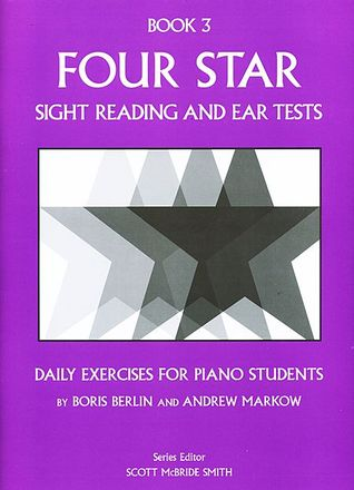 Four Star Sight Reading and Ear Tests, Book 3