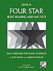 Four Star Sight Reading and Ear Tests: Book 10
