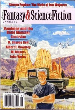 Fantasy & Science Fiction, January 2003 (The Magazine of Fantasy & Science Fiction, #613)