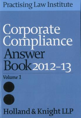 Corporate Compliance Answer Book 2012-13