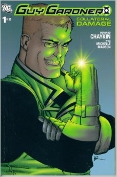 Guy Gardner - Collateral Damage