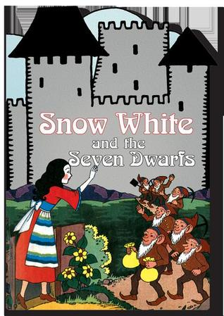 Snow White and the Seven Dwarfs: A Shape Book