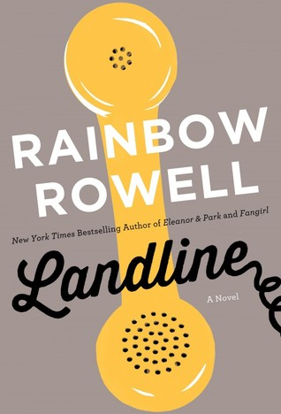 Image result for rainbow rowell landline