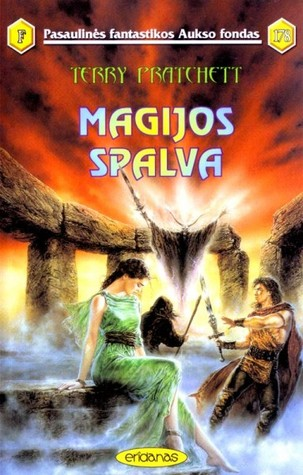 Magijos Spalva