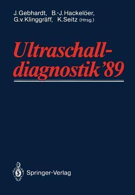 Ultraschall-Diagnostik 89: Drei-Lander-Treffen Hamburg