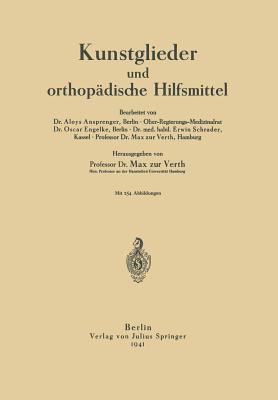Kunstglieder Und Orthopadische Hilfsmittel
