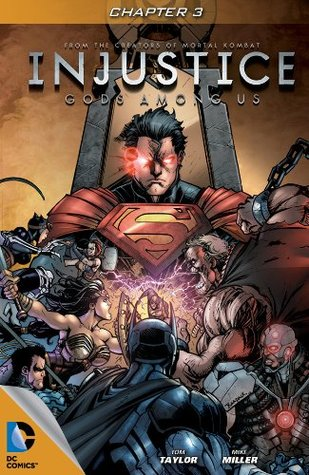 Injustice: Gods Among Us (Digital Edition) #3