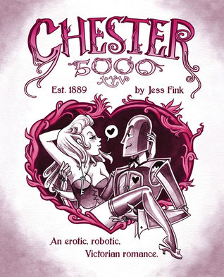 Chester 5000 XYV by Jess Fink | reading, books
