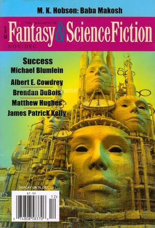 Fantasy & Science Fiction, Nov/Dec 2013 (The Magazine of Fantasy & Science Fiction, #710)