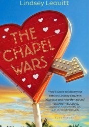 The Chapel Wars Book by Lindsey Leavitt