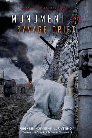 Savage Drift (Monument 14, #3)