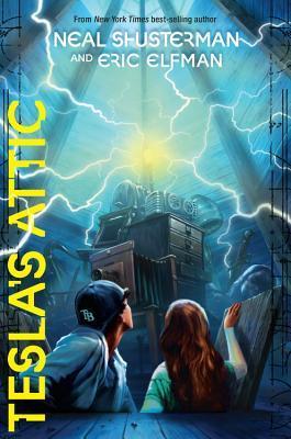 Tesla's Attic (The Accelerati Trilogy, #1)