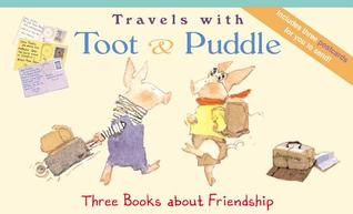 Toot & Puddle: Travel with Toot and Puddle - Box Set of 3