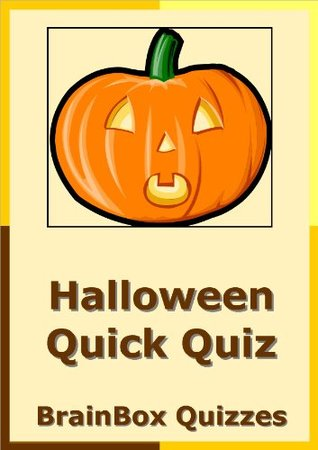 BrainBox Quizzes Halloween Quick Quiz